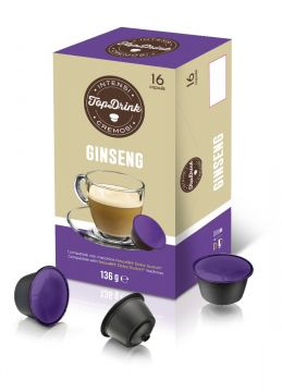 TopDrink - Ginseng voor Nescafé® Dolce Gusto®