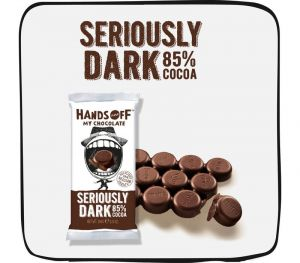 Hands Off My Chocolate • Seriously Dark (85%)